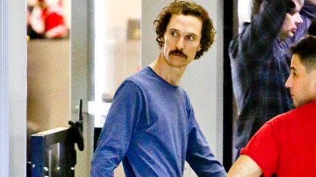 PHOTOS Matthew McConaughey plus maigre que maigre