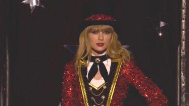 Taylor Swift sur-récompensée