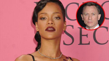 Daniel Craig: Rihanna est sa James Bond girl idéale