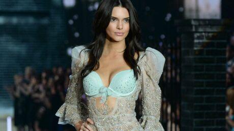 PHOTOS Kendall Jenner a enflammé le défilé ultra sexy de Victoria's Secret