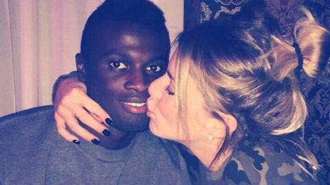 PHOTO Emilie Fiorelli toujours très amoureuse de son compagnon, le footballeur M'Baye Niang