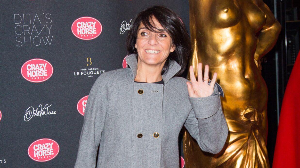Florence Foresti regrette de ne pas avoir eu d'autre enfant