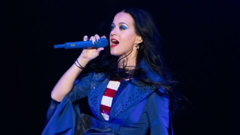 Katy Perry annule mystérieusement un concert en Chine