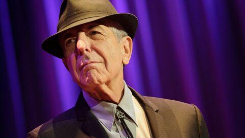 Mort de Leonard Cohen à 82 ans