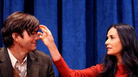 La tentative de réconciliation d'Ashton Kutcher et Demi Moore