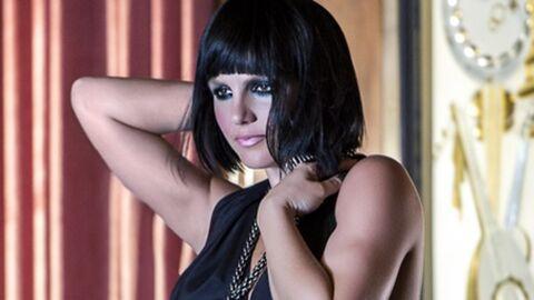DIAPO Britney Spears mystérieuse et sexy pour son nouveau parfum