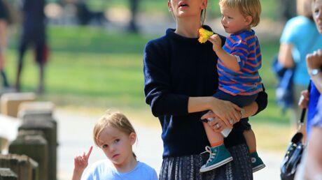 DIAPO Jennifer Garner: une mère modèle avec ses enfants