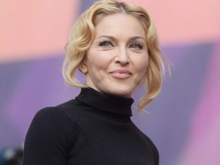 Madonna impolie pendant une séance de cinéma