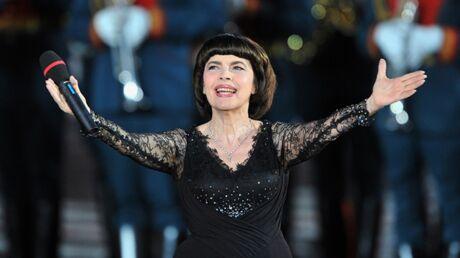 Mireille Mathieu: Totalement fan des télé-crochets