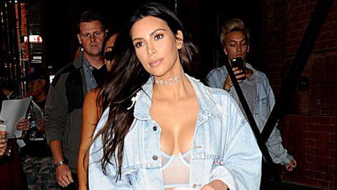 Agression de Kim Kardashian: une vidéo montrant la police sur les lieux juste après l'attaque dévoilée