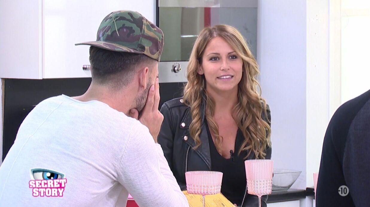 Secret Story 10: Sarah va décider qui est nominé face à Thomas