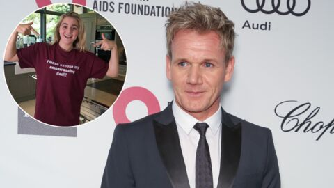 Gordon Ramsay viré d'une réunion parents-profs : sa fille Tilly se moque de lui