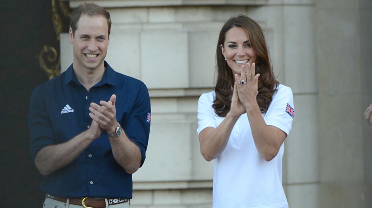Voyage en amoureux pour Kate Middleton et le prince William