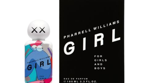 Girl, le premier parfum de Pharrell Williams