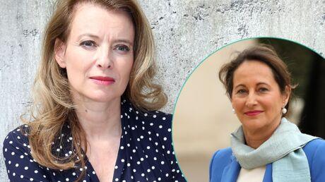 Valérie Trierweiler: des passages «diffamatoires» sur Ségolène Royal retirés de son livre