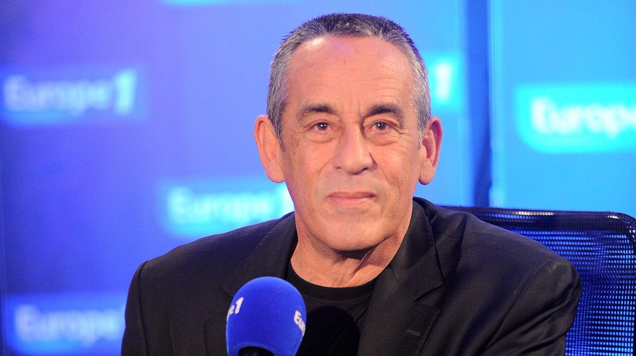 Thierry Ardisson est vraiment très heureux de ne plus être sur Canal +