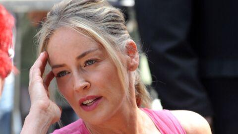 Sharon Stone: un fou tente de rentrer chez elle