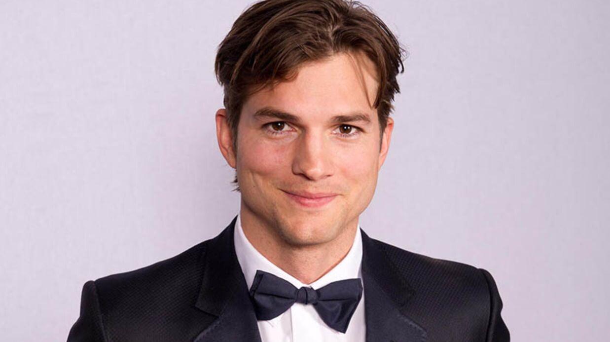 Ashton Kutcher est l'acteur télé le mieux payé