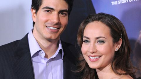 Brandon Routh (Superman) et Courtney Ford (Dexter) sont parents