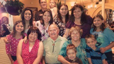 PHOTOS Eva Longoria en famille pour l'anniversaire de son père