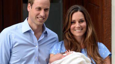 Des photos très privées du royal baby