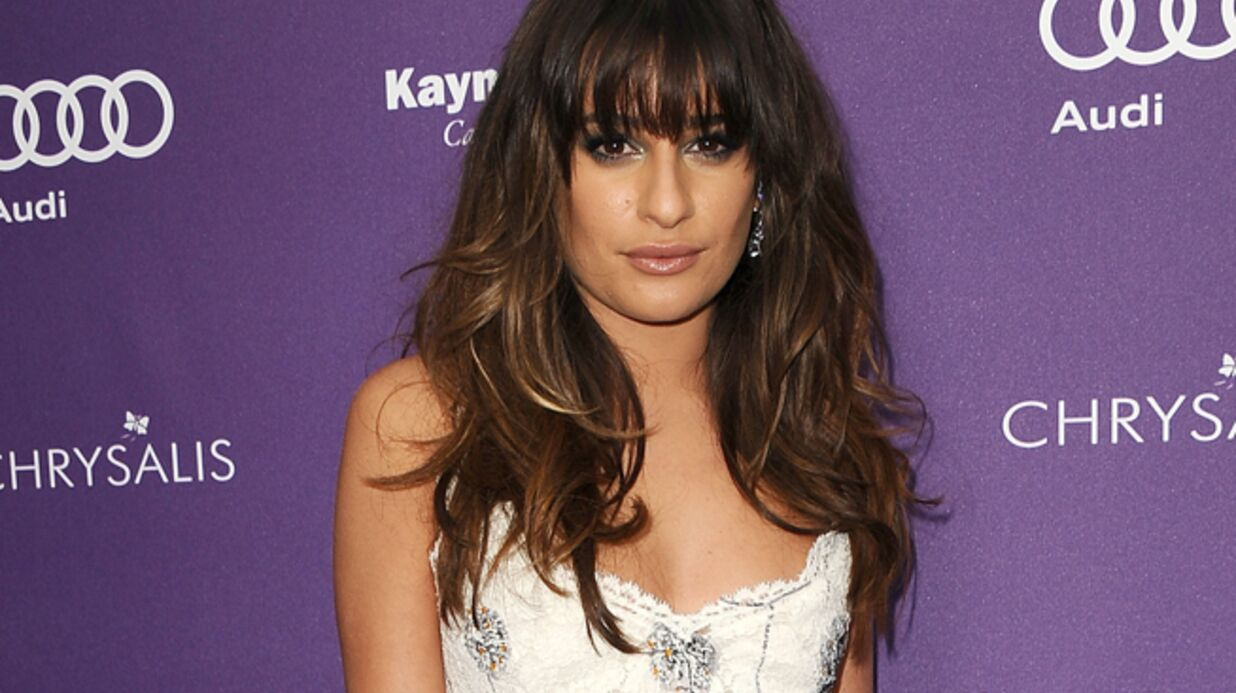 VIDEO Lea Michele : son émou­vante dédi­cace à Cory Monteith aux Teen Choice Awards