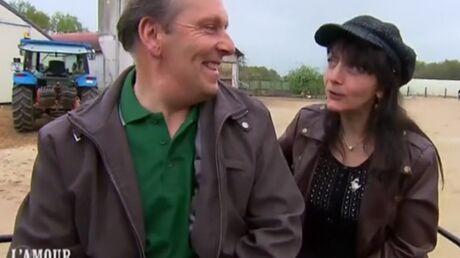 L'amour est dans le pré: après avoir éconduit Thierry, Isabelle a voulu revenir à la ferme