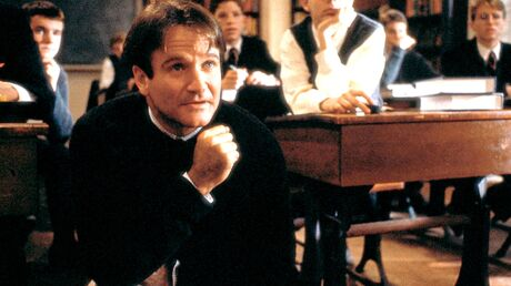 DIAPO Robin Williams: retour en images sur ses rôles inoubliables
