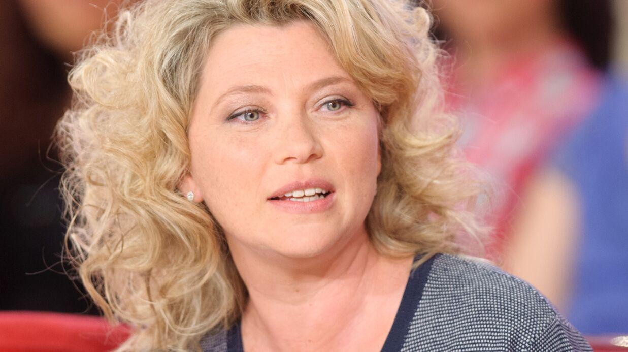 Cécile Bois (Candice Renoir): se trouvant trop ronde, elle ne se supportait pas à l'écran