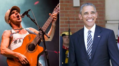 Barack Obama : fan de Manu Chao, il le place dans sa playlist de l'été