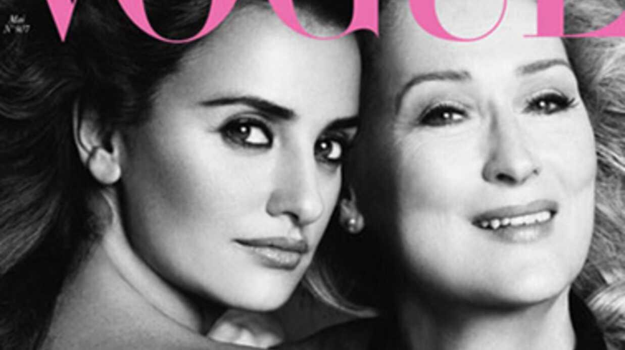 Penélope Cruz: sa scène d'amour préférée était avec Meryl Streep