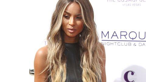 Ciara refuse de prononcer le nom de son ex à l'antenne