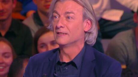 Gilles Verdez: plus jeune, il vivait dans sa voiture et réservait le coffre pour les filles