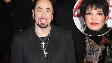 Liza Minelli: mort de son ex mari David Gest à 62 ans