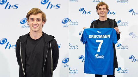 INTERVIEW BEAUTÉ : Antoine Griezmann devient le nouvel ambassadeur Head & Shoulders