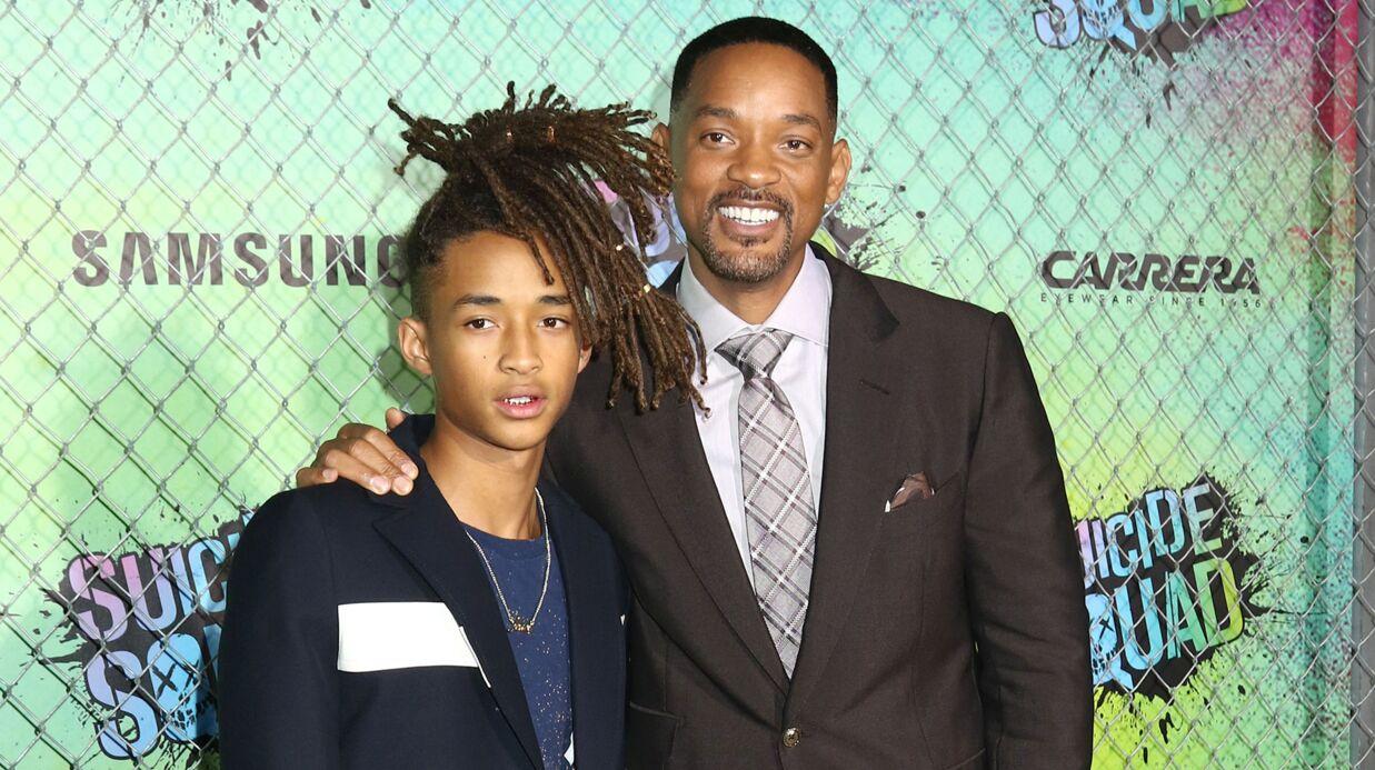 PHOTOS Will Smith coupe les dreadlocks de son fils Jaden