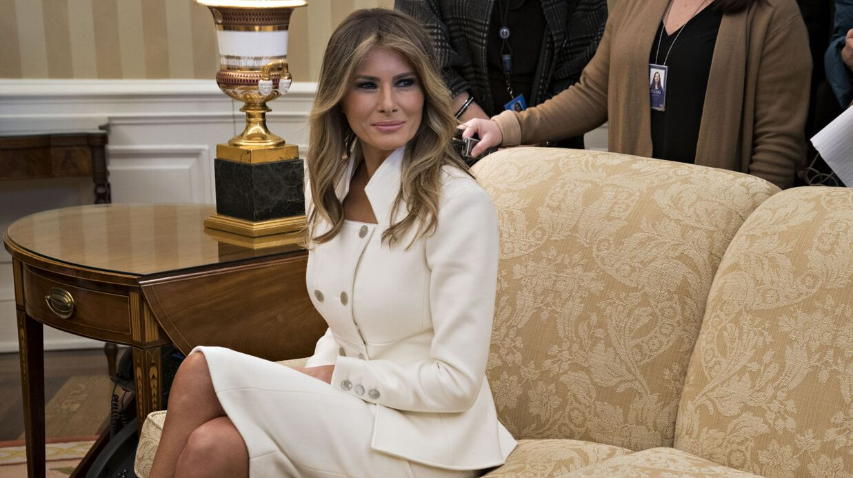 Melania Trump obtient un dédommagement de 2,7 millions d'euros pour avoir été décrite comme une escort