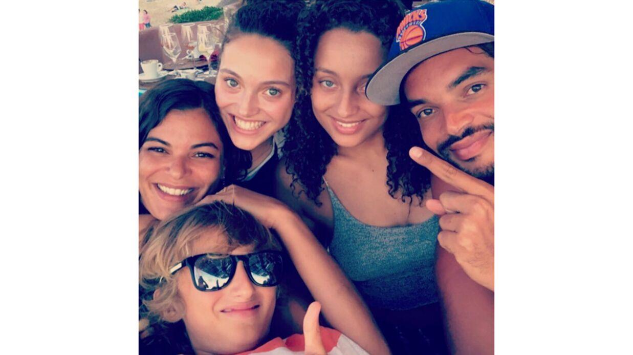 Yannick Noah: ses cinq enfants se retrouvent et posent ensemble, un beau cliché!