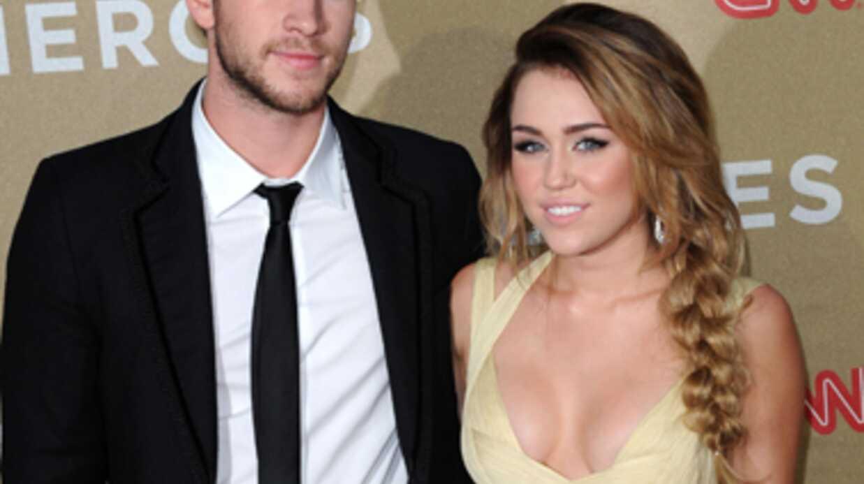 LOOK Miley Cyrus: un décolleté très sexy