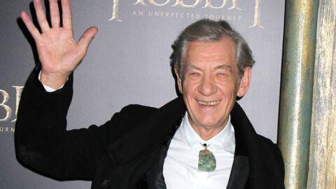 Sir Ian McKellen (Gandalf) est finalement en bonne santé