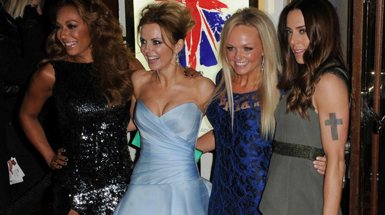 PHOTOS Posh snobe les Spice Girls à l'avant-première de leur spectacle