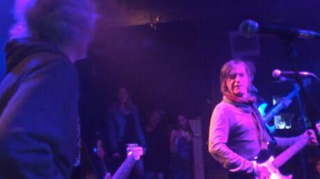 VIDEO Téléphone s'est reformé pour un concert privé à Paris