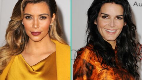 PHOTOS Kim Kardashian et Angie Harmon incandescentes pour Oprah Winfrey