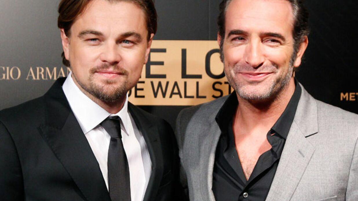 Leonardo DiCaprio se confie sur sa grande amitié avec Jean Dujardin
