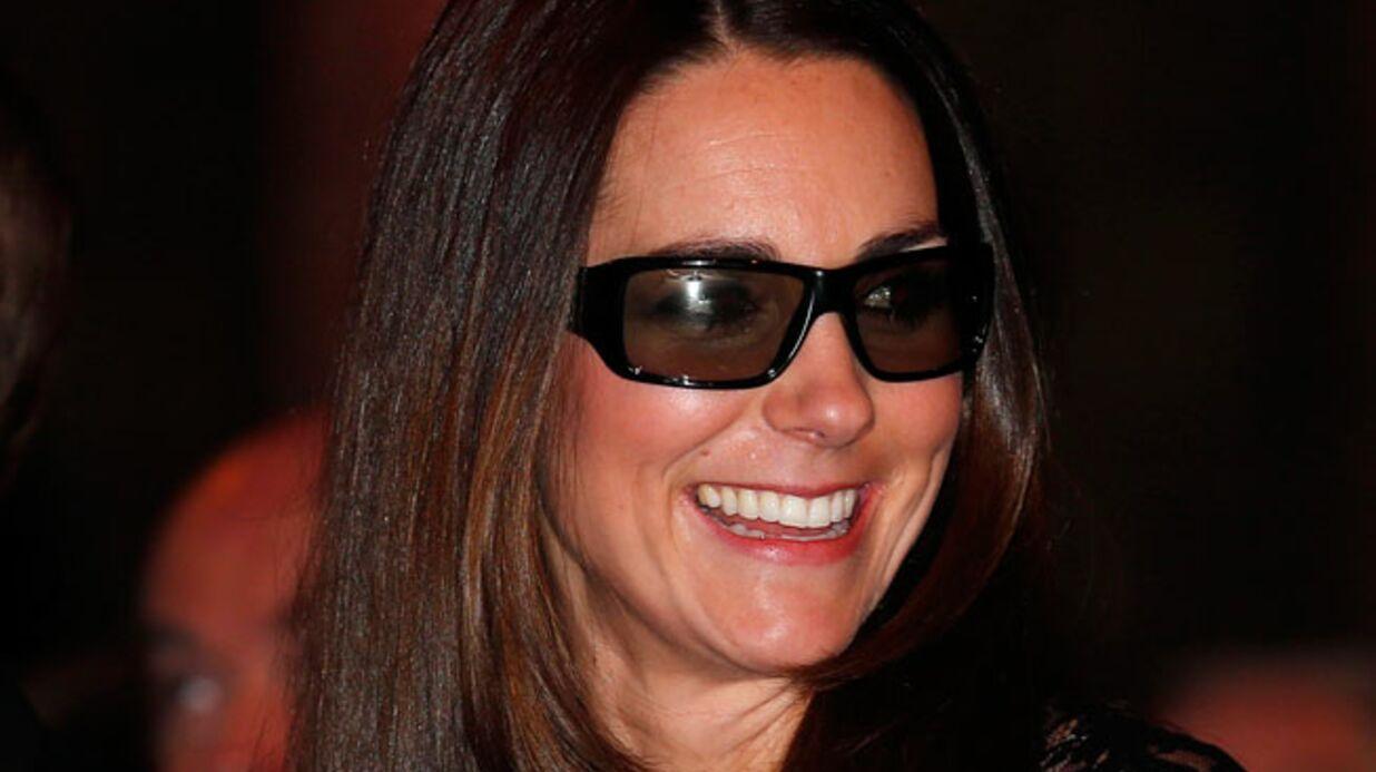 PHOTOS Kate et William: les lunettes 3D leurs vont si… mal (ben oui, comme tout le monde)