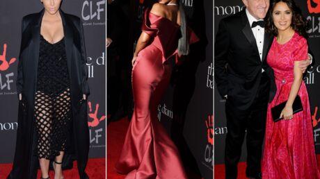 DIAPO Rihanna étincelante et en famille pour le gala de sa fondation