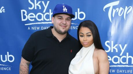 PHOTOS Blac Chyna et Rob Kardashian : leur fille Dream a un mois !