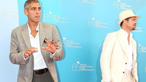 George Clooney VS Brad Pitt: un Oscar ou un gage!