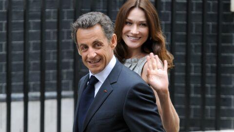 Carla Bruni ravie que Nicolas Sarkozy ne soit plus président