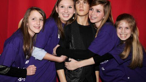Des fans de Justin Bieber ont détruit une de ses statues de cire